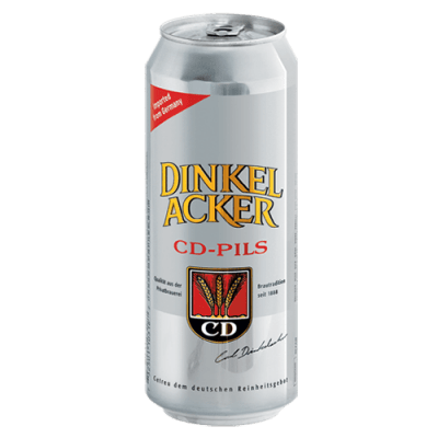 Bia DINKELACKER CD pils lon 500ml