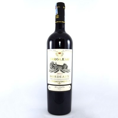 RƯỢU BORDEAUX SIROLEAU 750ML