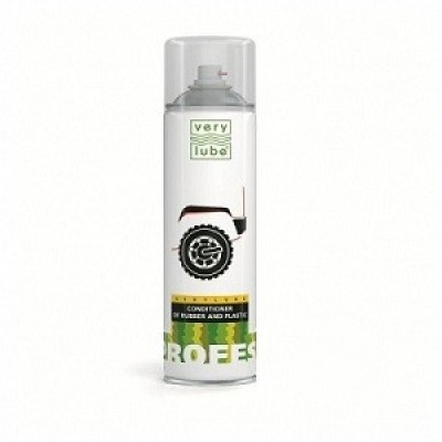 Conditioner of rubber and plastic (aerosol can 320 ml)