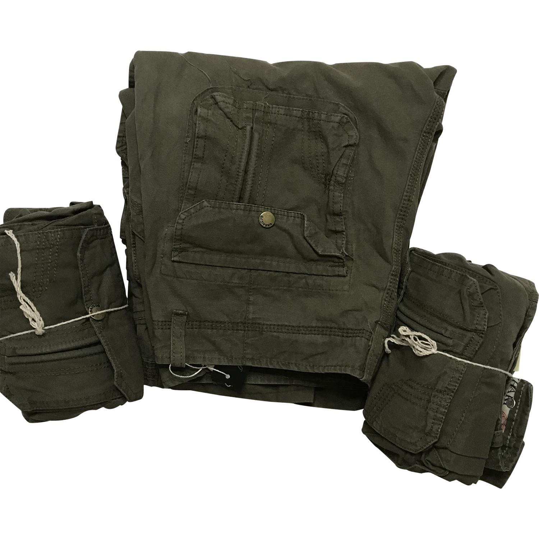 quần ngăn kaki túi hộp