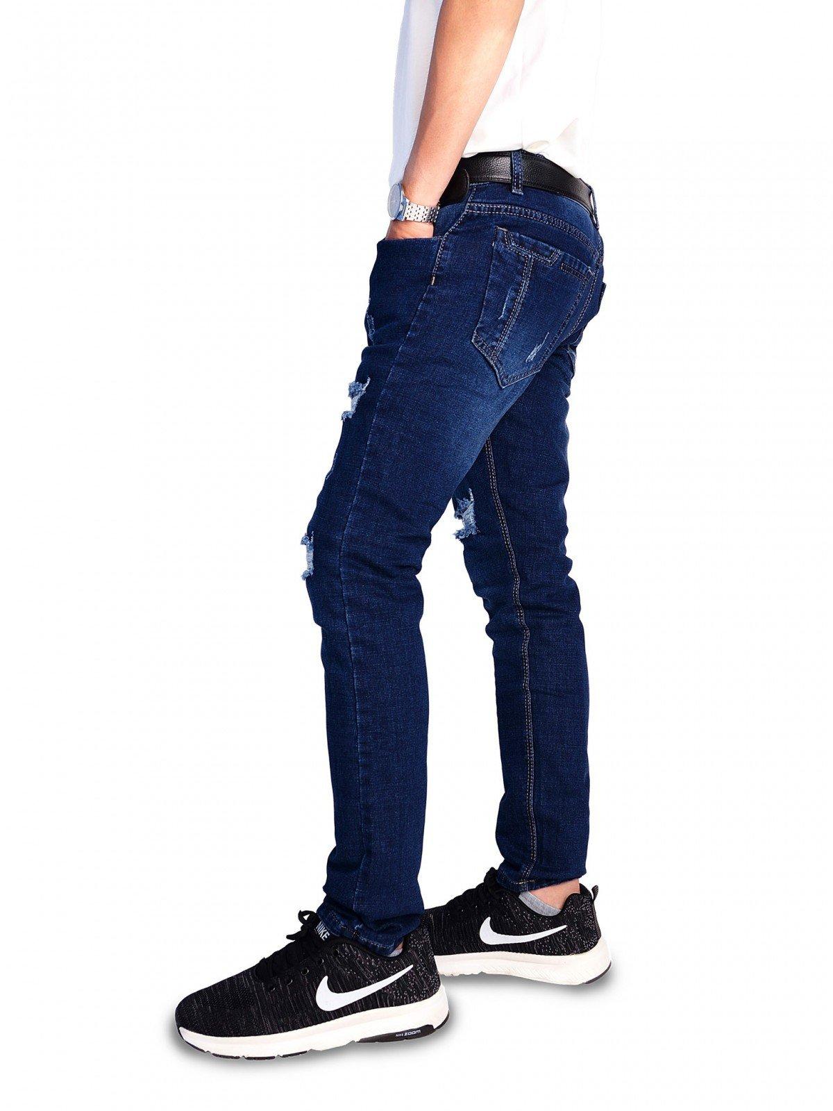 Quan Jeans nam rach goi