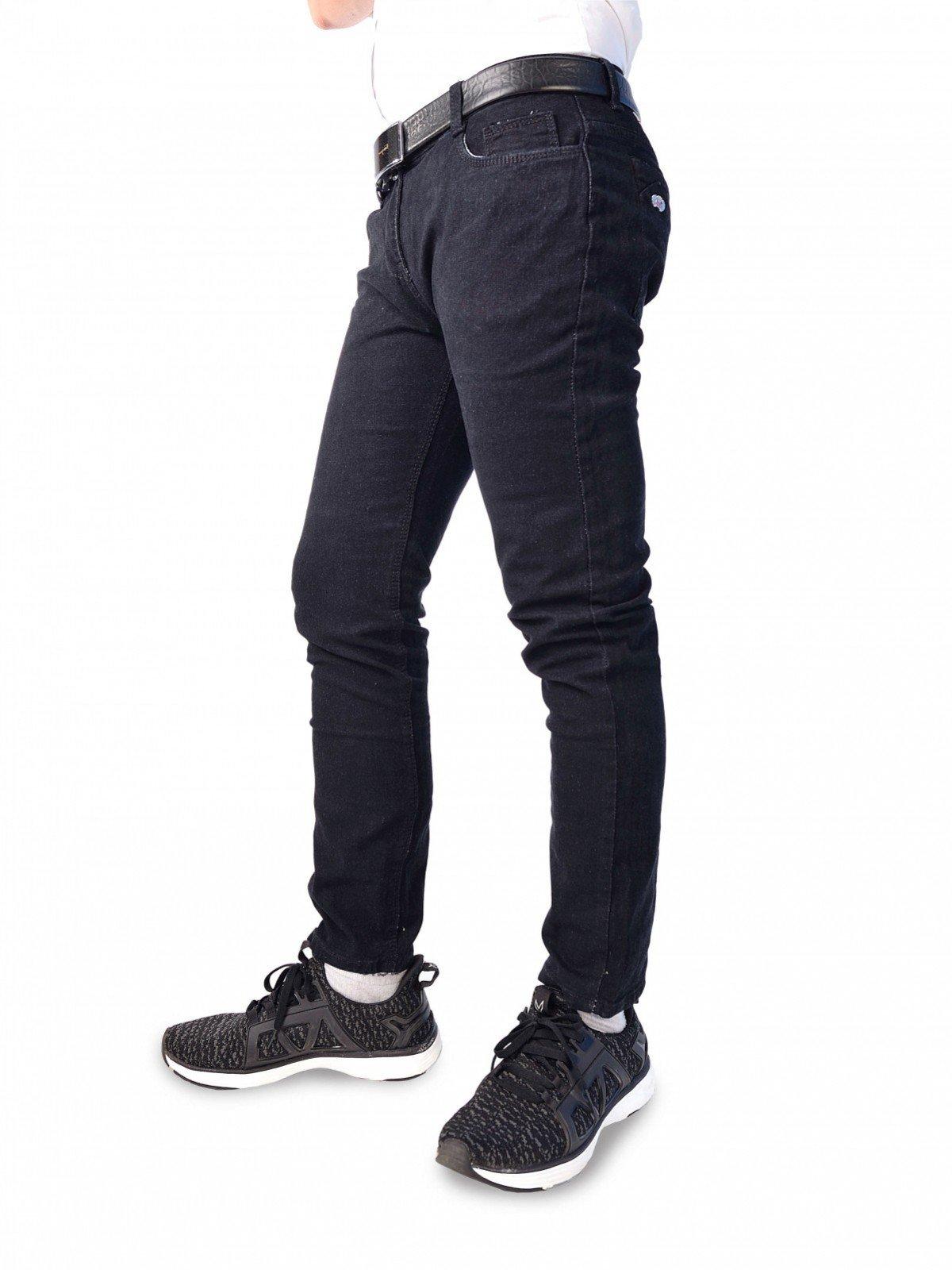 jeans nam đen