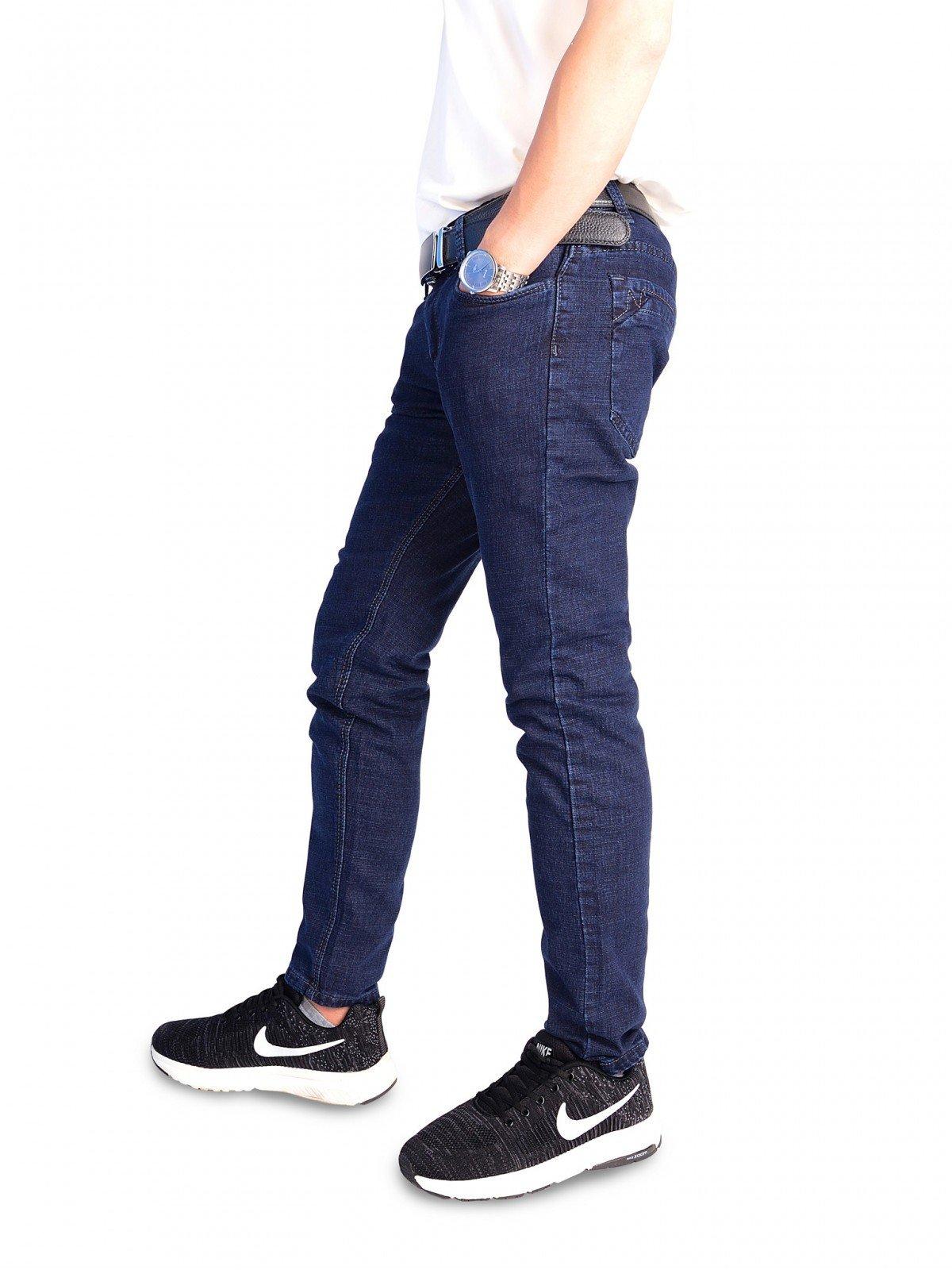 quần jean nam xanh đậm