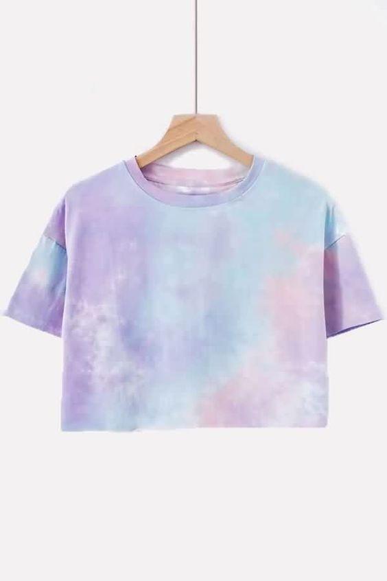 áo thun pastel