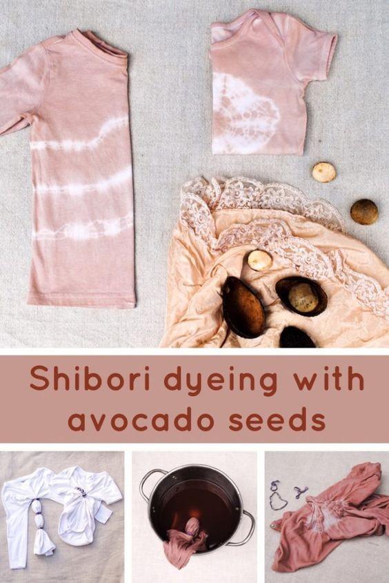 Tie-Dye bắt nguồn từ việc nhuộm áo thun bằng cách buộc thắt